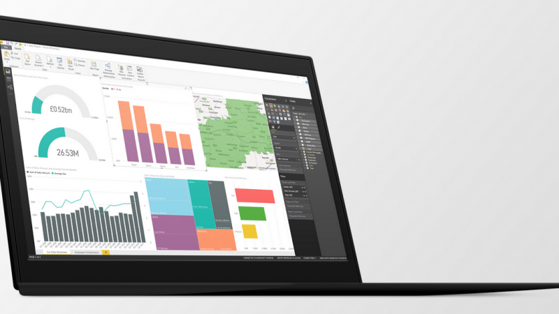 All in One: What's New in Power BI Desktop 2.0 GA