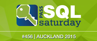 SQL Saturday Auckland #456 In Photos