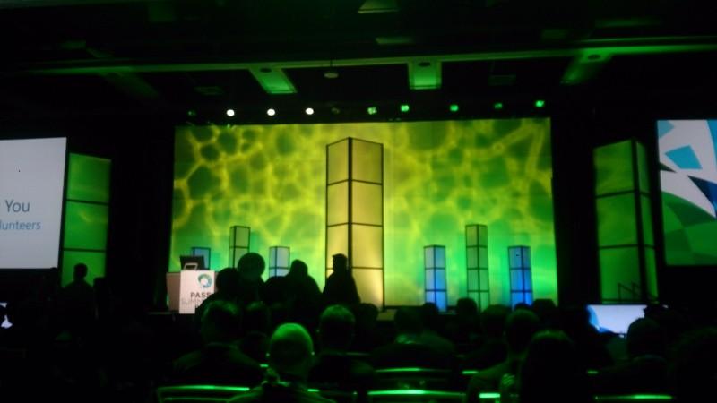 PASS Summit 2015 Keynote 1