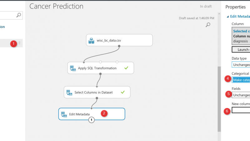 Azure ML Part 4: A Machine Learning Prediction scenario (1)