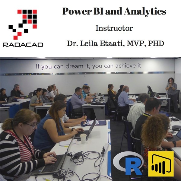 Analytics with Power BI and R Training