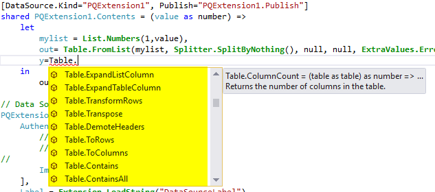 power bi custom connector connect to any data sources