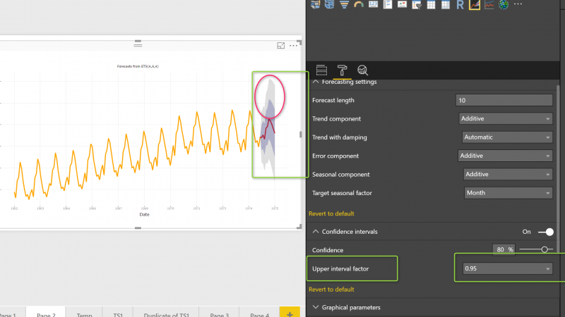 New Series of Time Series: Power BI Custom Visual (Part 6)