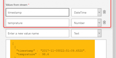 Integrate Power BI Into Your Application: Part 6 – Real-time Streaming and Push Data