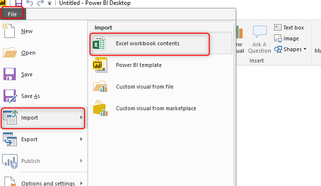 Power BI Issue Fix: Import from Excel Workbook Contents; Password Protection Failure