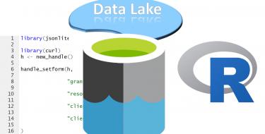 R In Azure Data Lake- Part1- Sample Data