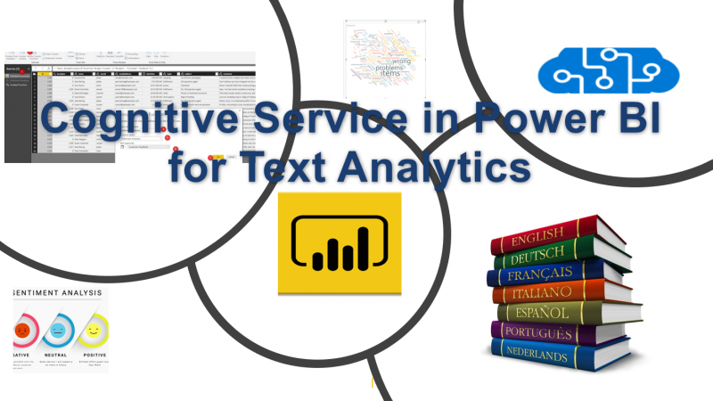 Cognitive Services in Power BI