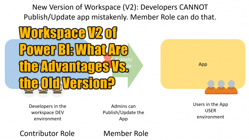 Workspace V2 of Power BI: What Are Advantages Vs Old Version?