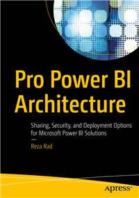 Pro Power BI Architecture