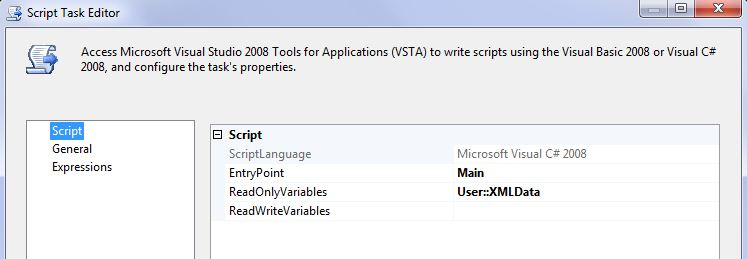 SSIS – Sql Server to XML – Save to file – RADACAD