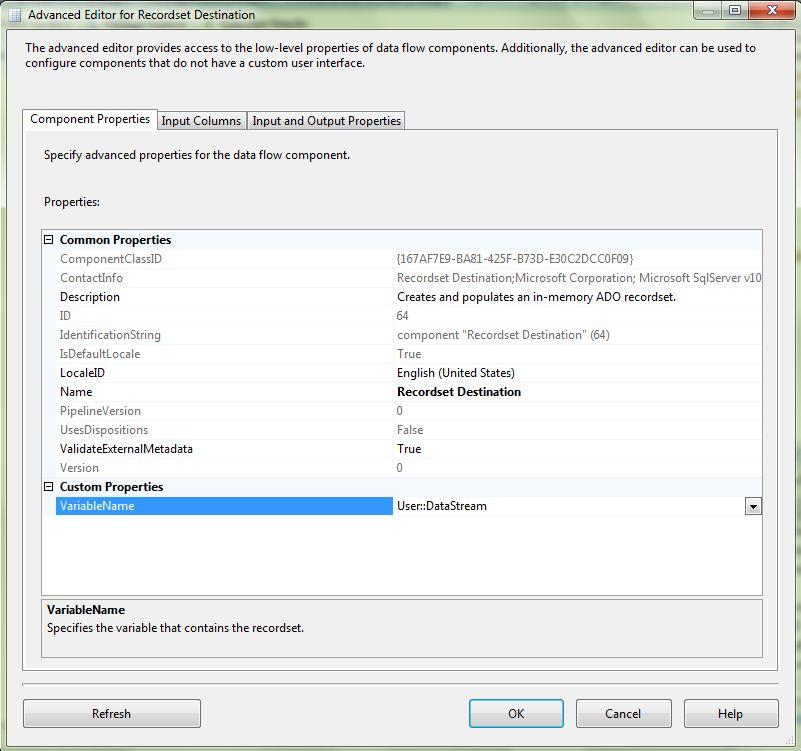 How To Run Dynamic T-SQL In SSIS OLE DB Command – RADACAD