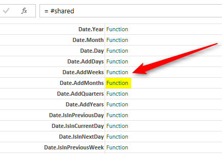 How to Get List of All Functions and Invoke Them in Power