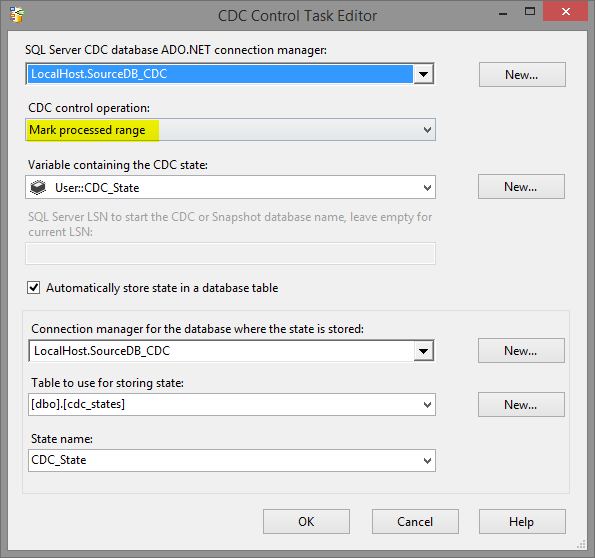 Incremental Load: Change Data Capture in SSIS | RADACAD