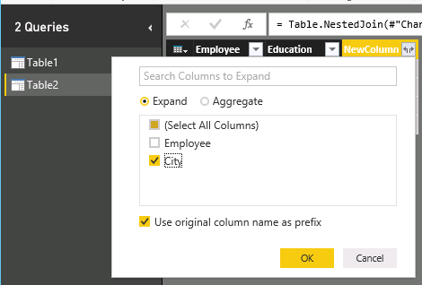 How to Change Joining Types in Power BI and Power Query | RADACAD