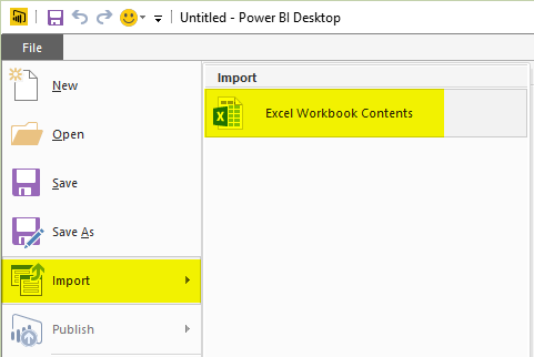 What's New In Power BI August 2015 Update