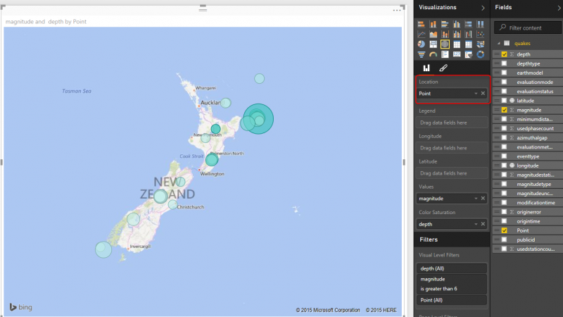 How to Do Power BI Mapping With Latitude and Longitude Only