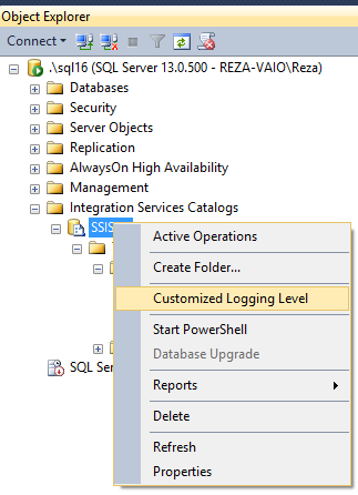 SSIS 2016; What's New in CTP 2.3