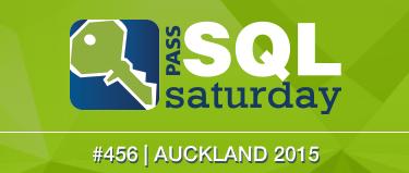 SQL Saturday Auckland #456 In Photos