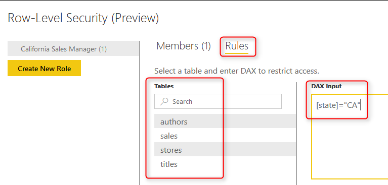 Row Level Security in Power BI; Regardless of Data Source
