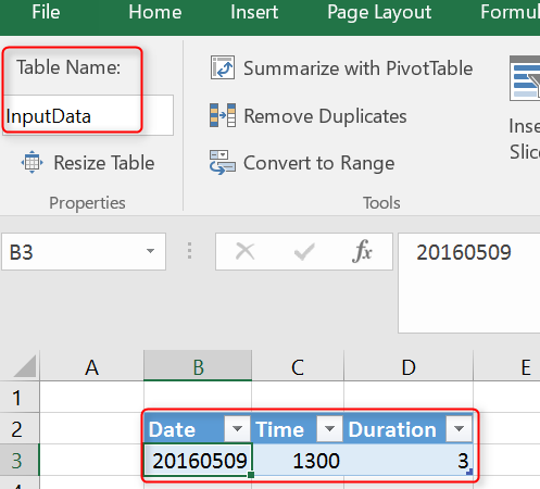 Power Query Not for BI: Event Date and Time Scheduler – Part 3