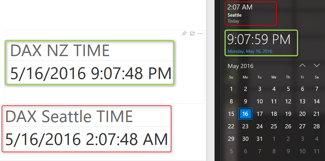 Solving DAX Time Zone Issue in Power BI – RADACAD