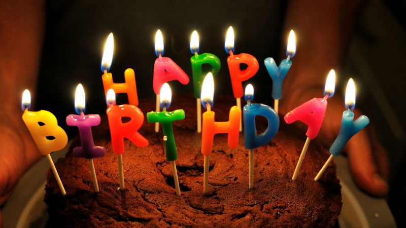 Happy Birthday Power BI