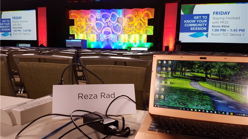 PASS Summit 2016 – Day 1 Keynote