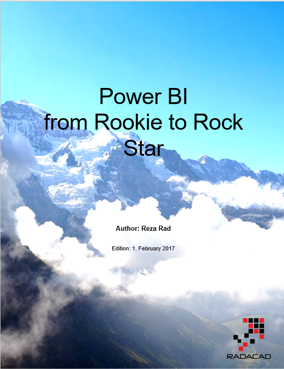 Download Free Power BI book PDF Format – RADACAD