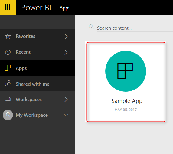 Ultimate Sharing Strategy: Power BI Apps – RADACAD