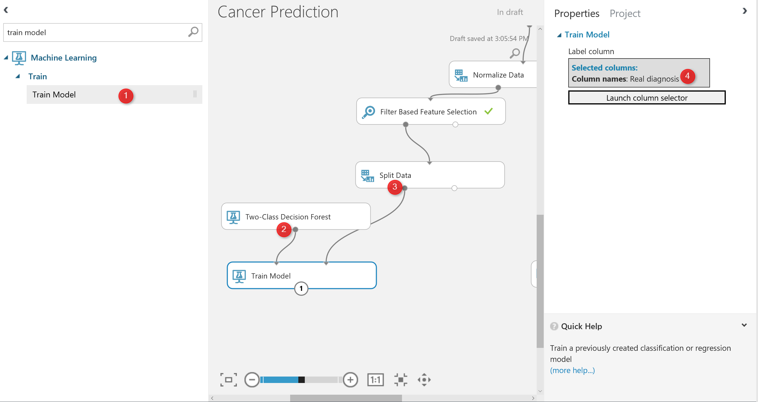 Azure ML Part 6: A Machine Learning Prediction scenario (3) | RADACAD