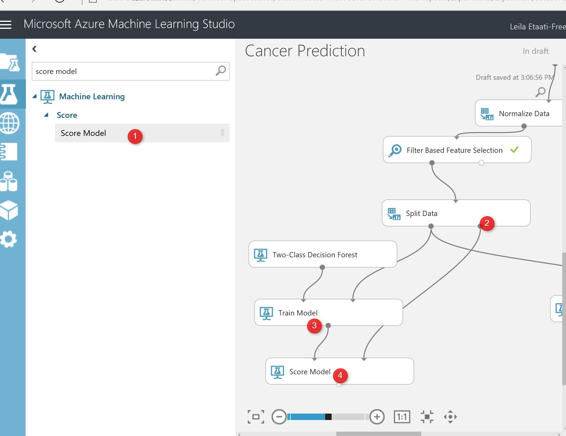 Azure ML Part 6: A Machine Learning Prediction scenario (3