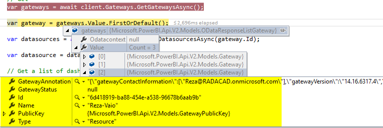 Integrate Power BI into Your Application: Part 5 – Data
