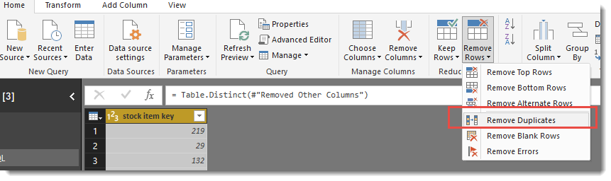 Dynamic SQL Using Power Query – RADACAD