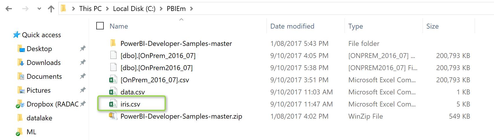 File Managment in Azure Data Lake Store(ADLS) using R Studio