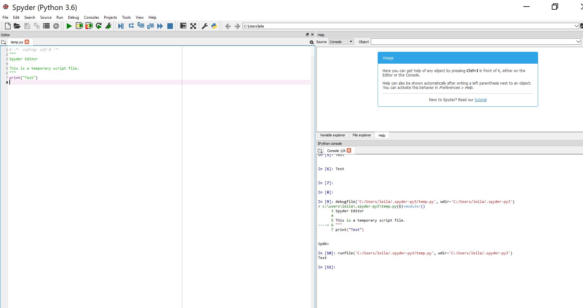 Python Programming-Environment – RADACAD
