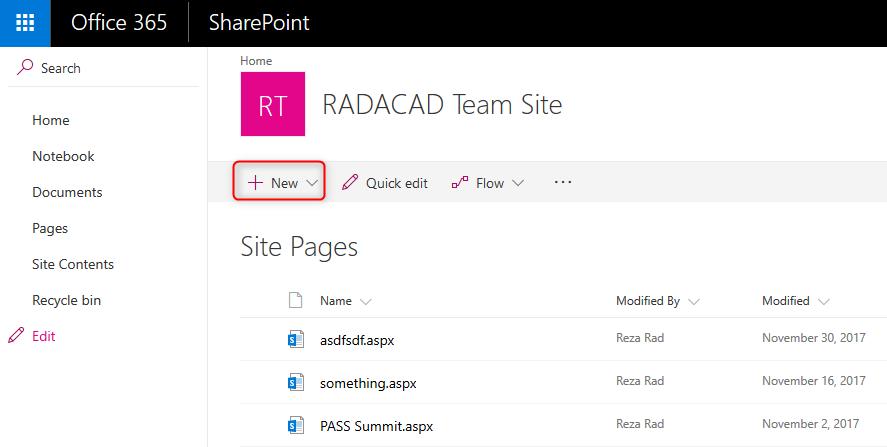 Embed Power BI in SharePoint Online