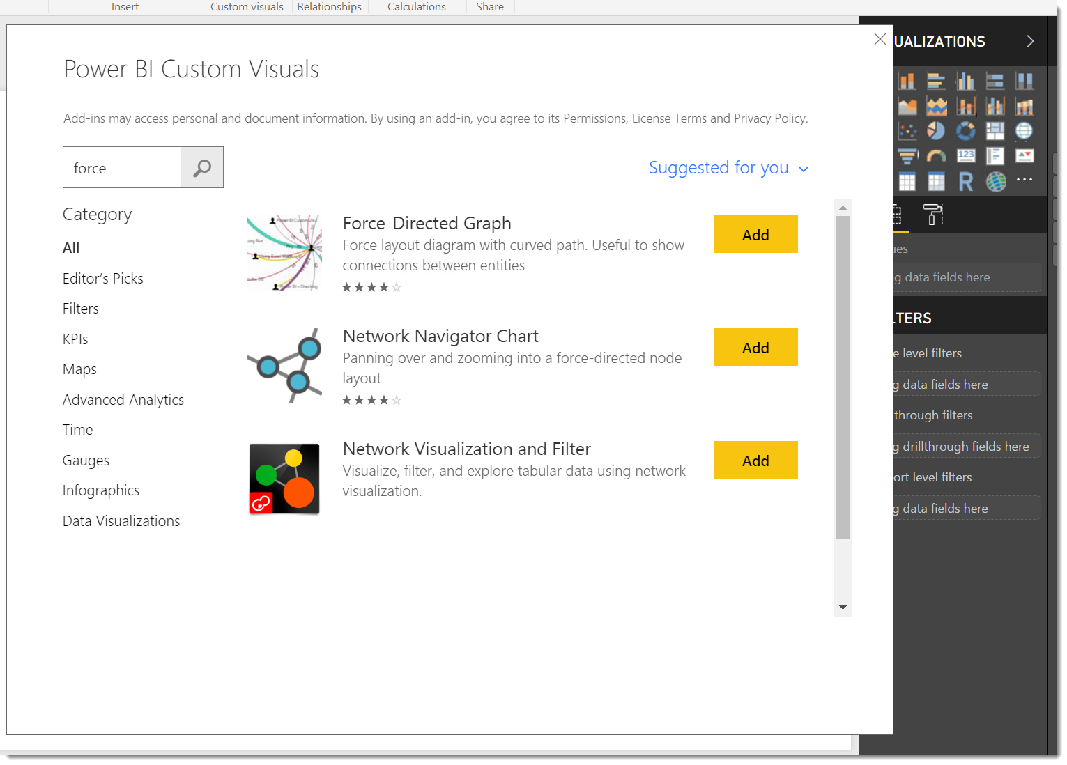 Diagram your Database Tables using Power BI | RADACAD