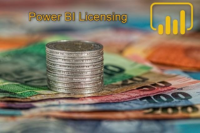 Power BI Licensing Walk-through Guide