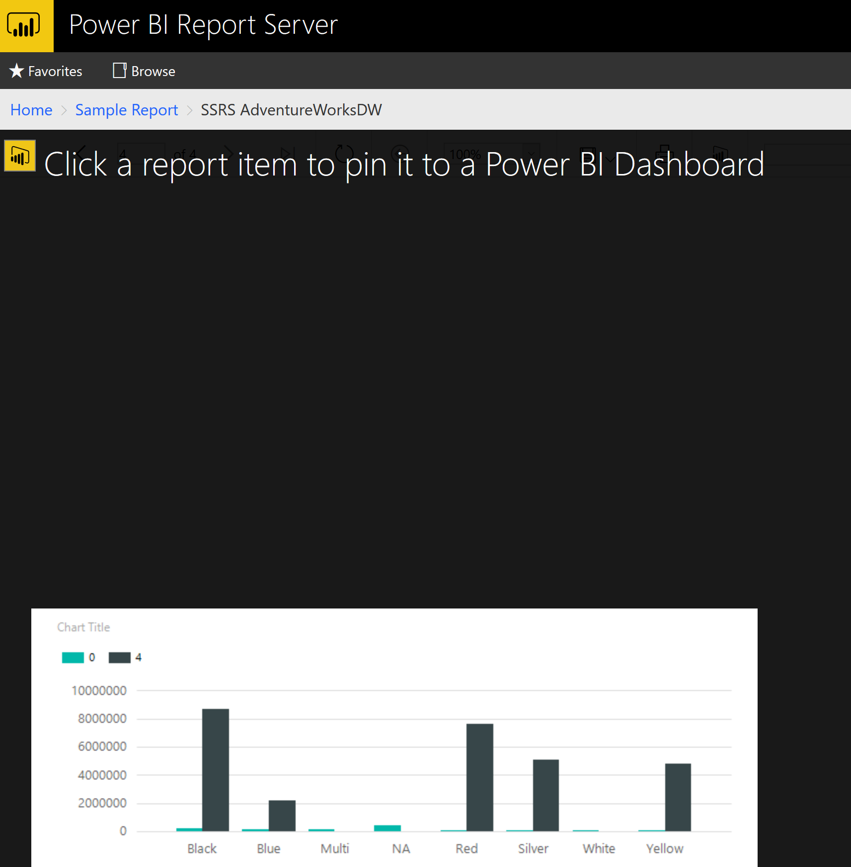 SQL Server Reporting Services Integration with Power BI
