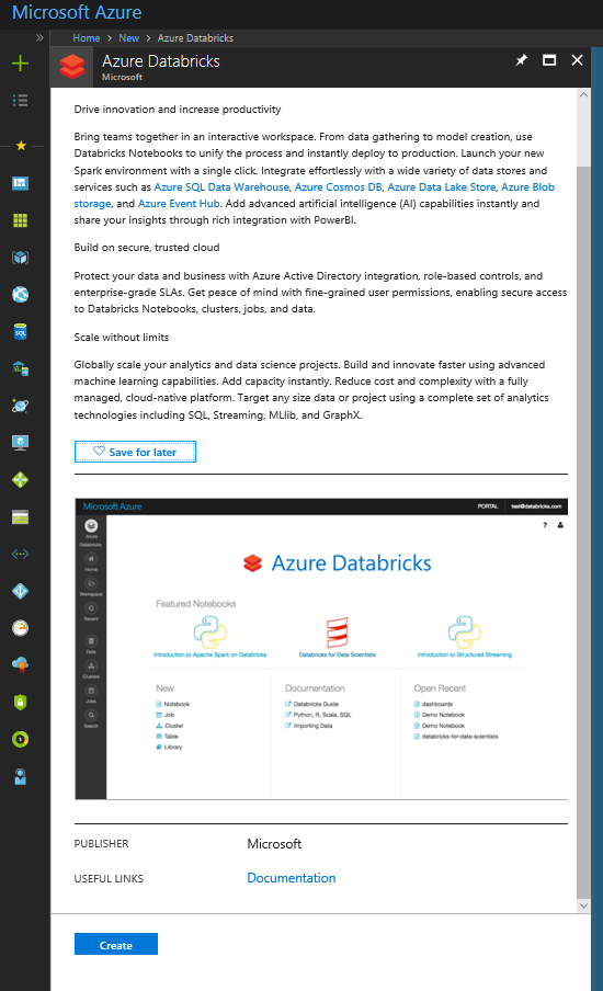 Azure data Bricks – Part1 | RADACAD