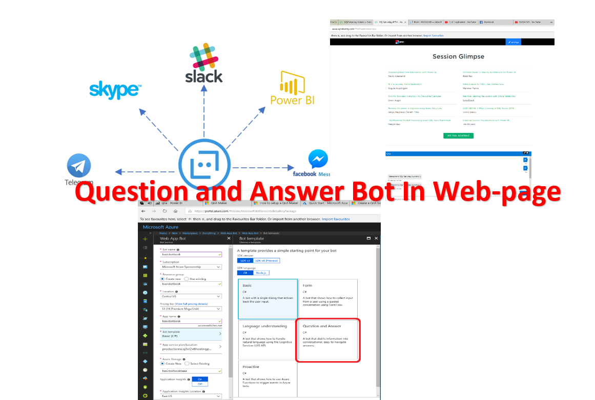 Microsoft Bot -Part2: Create a Question and Answer – RADACAD