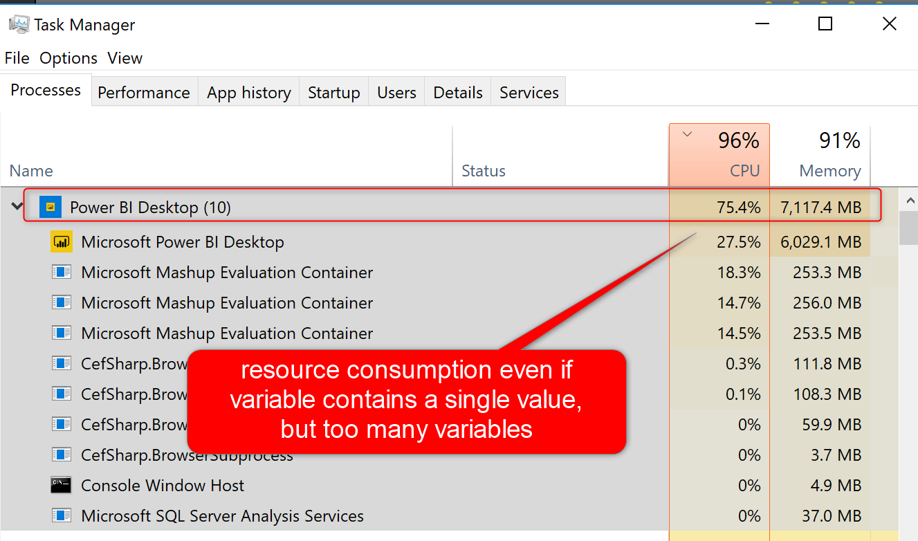 Watch Your Steps! Power Query Performance Caution for Power