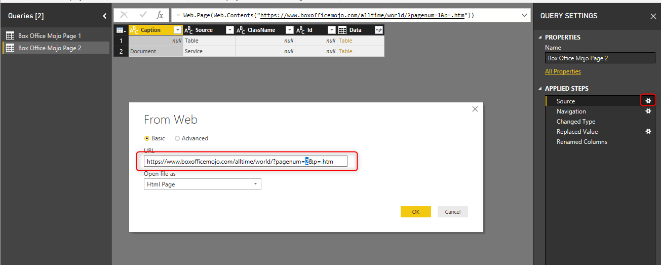 Reference vs Duplicate in Power BI