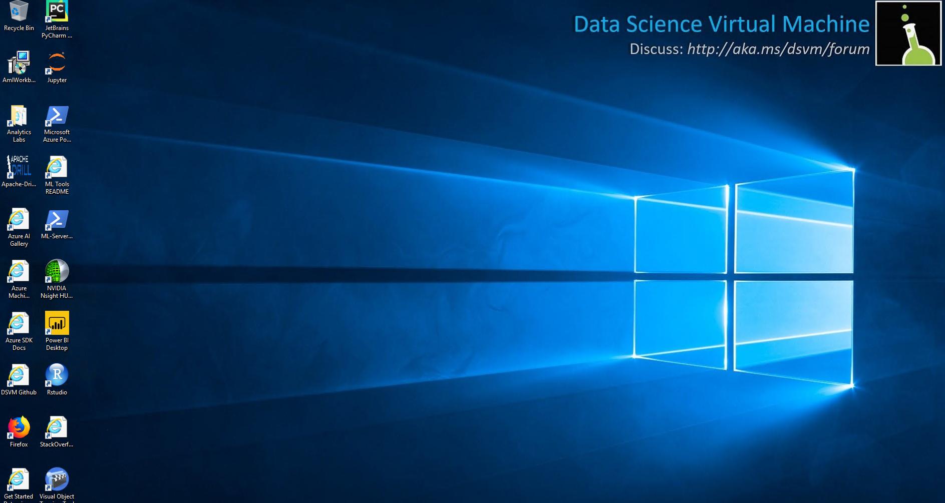 Data Science Virtual Machine – RADACAD