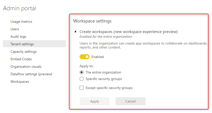 Workspace V2 of Power BI: What Are Advantages Vs Old Version
