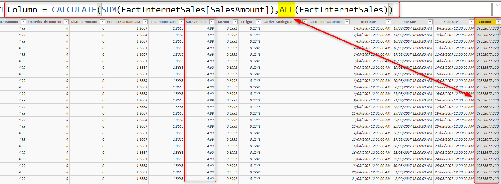 Now You See Me! Use cases of ALL DAX Function in Power BI