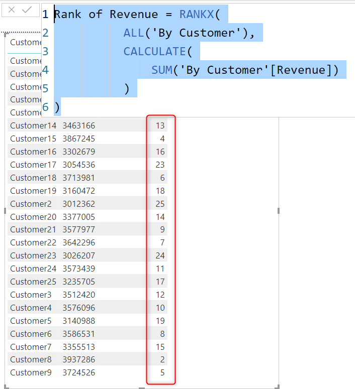 DAX and Conditional Formatting Better Together: Find The
