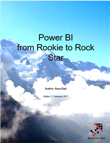 Power BI from Rookie to Rock Star