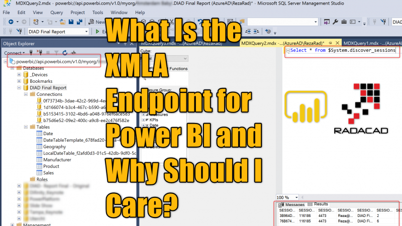 What Is the XMLA Endpoint for Power BI and Why Should I Care?