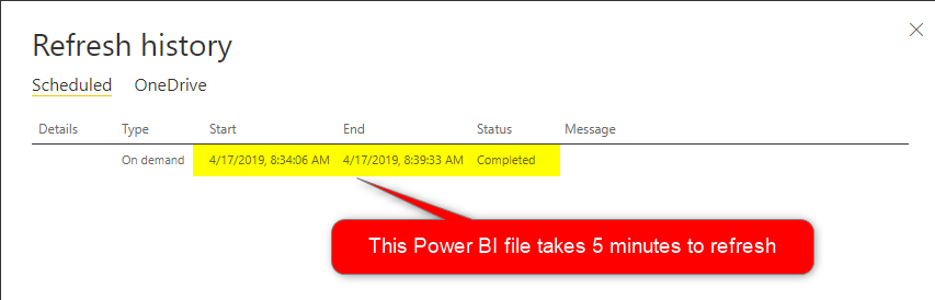 How to Use Dataflow to Make the Refresh of Power BI Solution